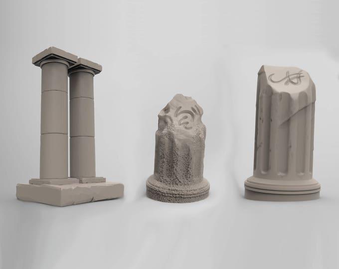 Featured listing image: Classic Pillar Set 1