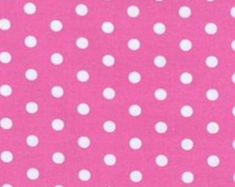 BT-2582-104 Primrose by Robert Kaufman Pimatex Basics - Primrose Polka Dot