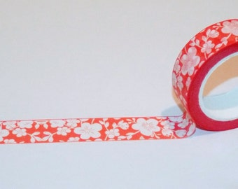 Japanese Cherry Blossom Washi Tape.