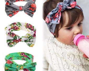 Baby - Toddler Floral Headbands