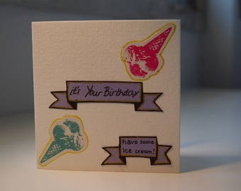 Birthday Cards Made To Order