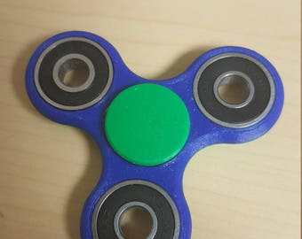 Fidget Spinners (Multiple Styles & Colors)
