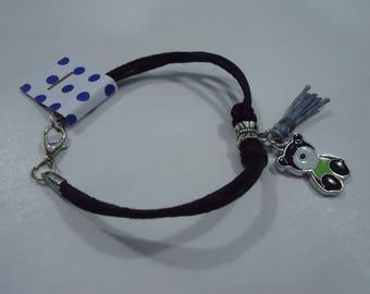 """Osito"" cord bracelet"