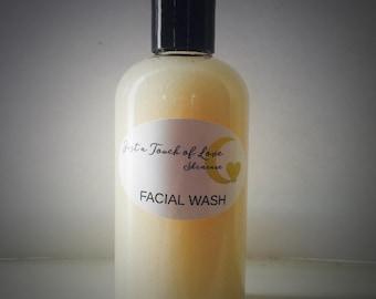 Rosemary, Hemp & Manuka Honey Face wash