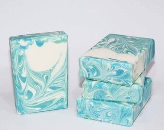 8th & Ocean   Handcrafted Artisan Soap   Cold Process   Luxury Soap   Gift for Her   Gift for Him   Palm Free Soap