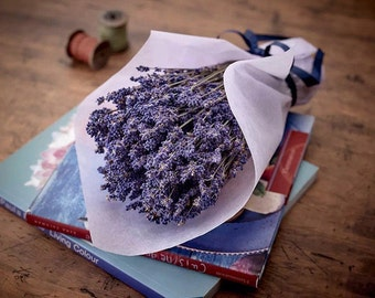Dried Lavender Bunch - 240 Stems