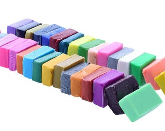 32 Colors Polymer Clay & Tool Kit - Ideal for Beginners