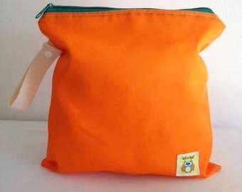 Nylon wet bag, wet bags, wet bag, baby bag, diaper bag, beach bag, waterproof bag