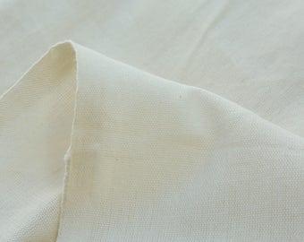 Handmade Organic Cotton - Handwoven & GOTS Certified