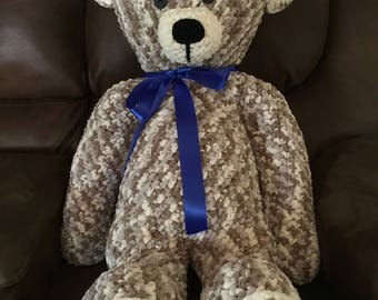 Huge (3 ft.) stuffed animal teddy bear toy - ready to ship