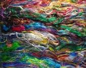 Recycled Sari fiber battd