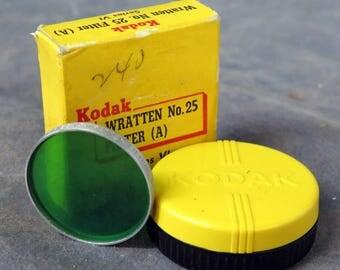 Kodak Wratten X1 Filter VI with Box