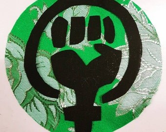 Solidarity Patch