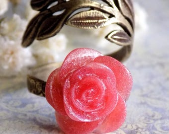 Briar Rose Ring, Once Upon a Dream, Sleeping Beauty, Disney, Maleficient