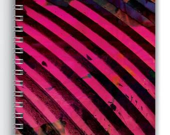 Series_01a, Feeling Grate, Art Notebook, Notebook, Journal, Sketchbook, Diary, Planner, Art Journal, Wire Binding, Wire Bound