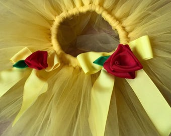 Tutu & matching hair bow
