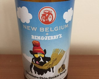 New Belgium Soy Candle