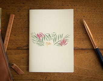 Notebook, Notebook original Aloha floral
