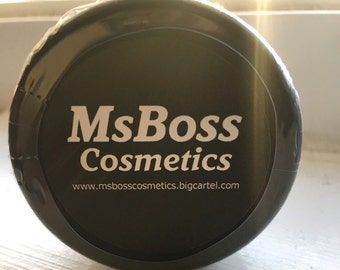 MsBoss Cosmetics Golden Goddess Loose Powder Highlighter