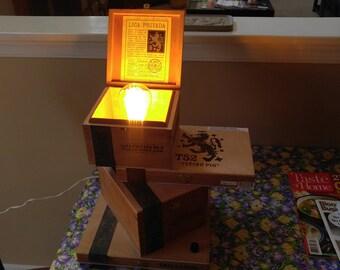 Liga Privada Limited Edition Cigar Lamp