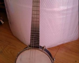 Werco Dixie Banjo Uke 1960s