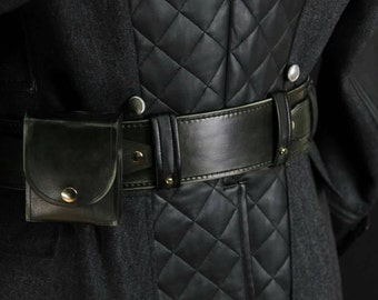 Assassin's Creed Syndicate / Jacob Frye belt overcoat