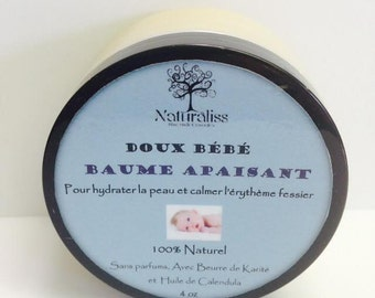Balm soothing soft baby