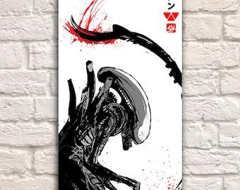 Xenomorph 01 - 11 x 17 Print