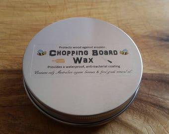 Chopping board Cutting board wax Furniture Polish mineral oil beeswax wood oil