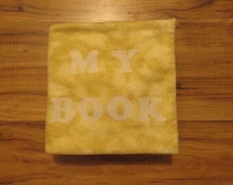 Cloth Children's Quiet Activity Book