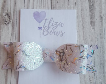 Sparkle hairbow, sparkly hairbows, glitter hairbows, little girls hairbow, sparkle hair bow, pink hairbow, birthday hairbow, toddler hairbow