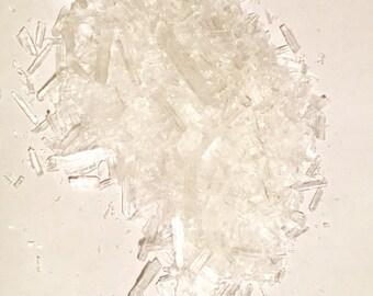 Menthol Crystals Soap Bath Supplies
