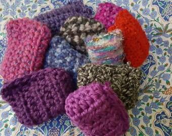 Crochet Soap Bars