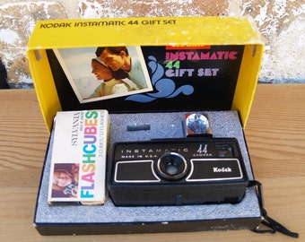 Kodak Instamatic 44 Gift Set