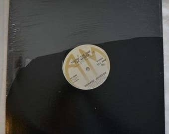 "RARE Howard Johnson Let's Take Time Out/You're the one I've needed 12"" Record"