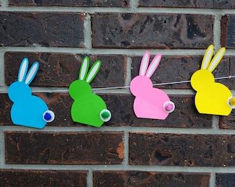 Easter Bubby Banner, Easter, Easter Banner, Bunny Banner, Bunny