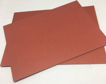 Red Envelope and Flatcard set  / Card Stock  / Card Making  / Paper Stock / red envelopes / red flat notecards / notes