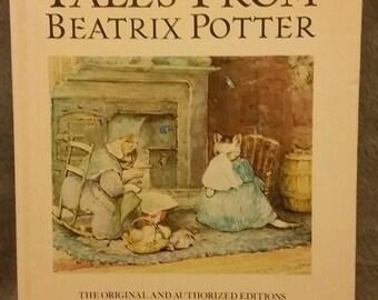 Vintage Beatrix Potter Book