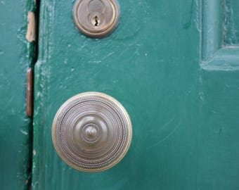 Doorknob 17x25 Print
