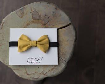 Baby bow tie child