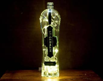 Fairy Light Bottles