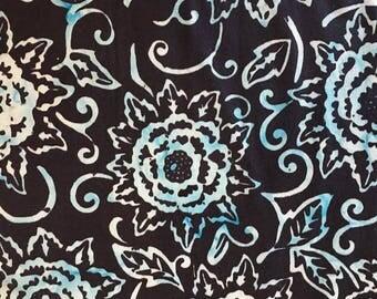 Anthology Fabrics Batiks 537      -- 1/2 yard increments