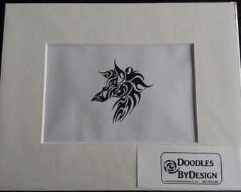 Small - Dire Wolf