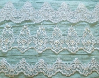 Bridal Lace BTY