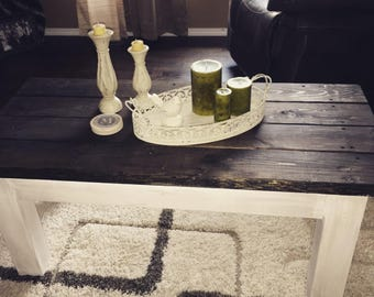 Country Chic Coffee Table