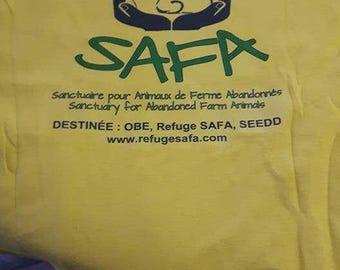 t-shirt of the refuge