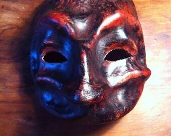 Pantalone leather mask
