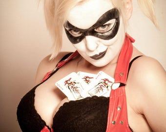 Faith - Vintage Harley Quinn 7x5in Print - 2