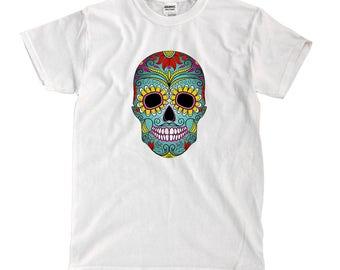 Skull Candy 3 White T- shirt