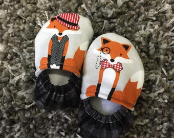 What does the Fox Say Moccasins